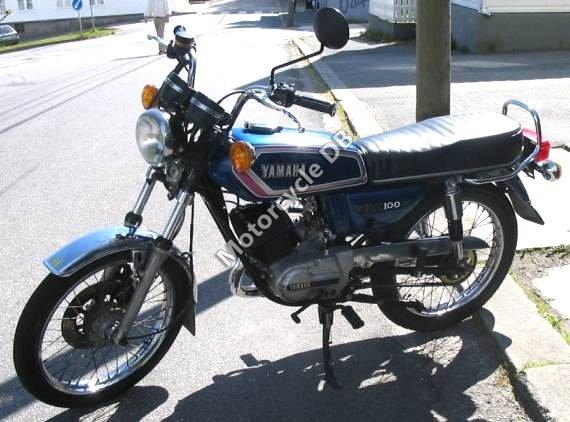 Yamaha RS 100 1981 15926