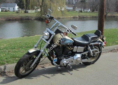 Harley-Davidson Dyna Glide Daytona 1992 9694