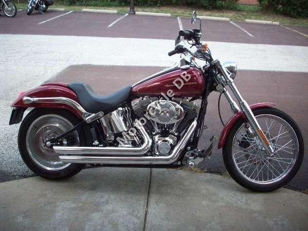 Harley-Davidson FXSTDI Softail Deuce 2005 7593