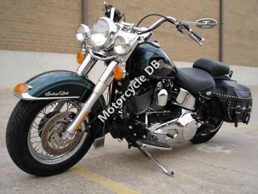 Harley-Davidson FXST 1340 Softail 1990 12365