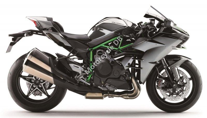 Kawasaki Ninja H2 2017 29099