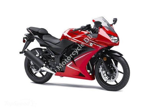 Kawasaki Ninja 250 2014 23667