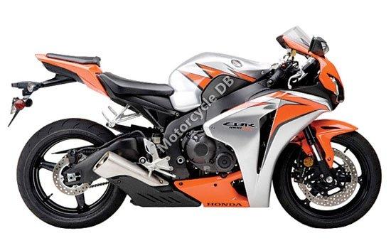 Honda CBR1000RR 2010 4201