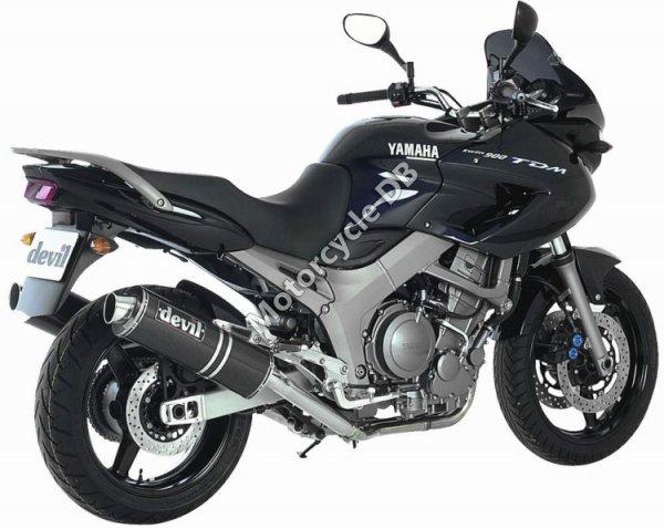 Yamaha TDM 900 2009 10482