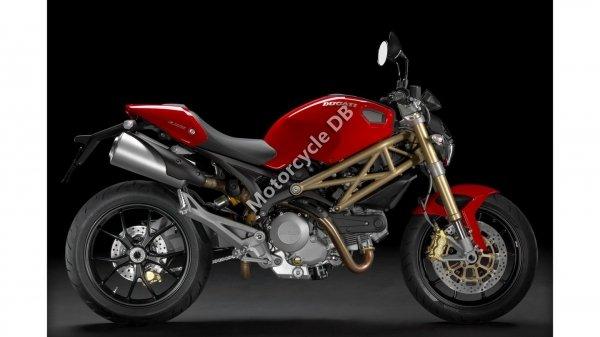Ducati Monster 796 20th Anniversary 2013 23154