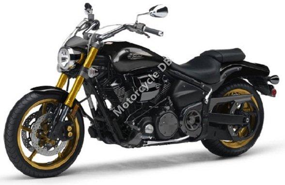 Yamaha Star Midnight Warrior 2011 16593