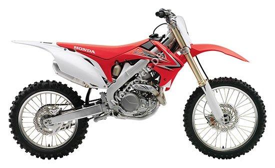Honda CRF450R 2010 5394