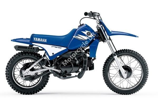 Yamaha PW 80 2002 18700