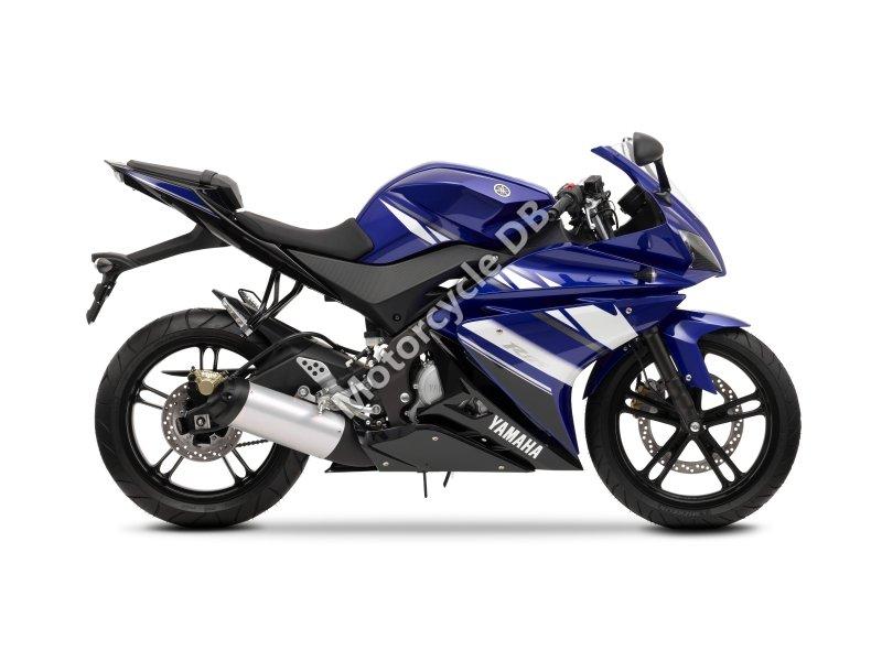 Yamaha YZF-R125 2011 25553