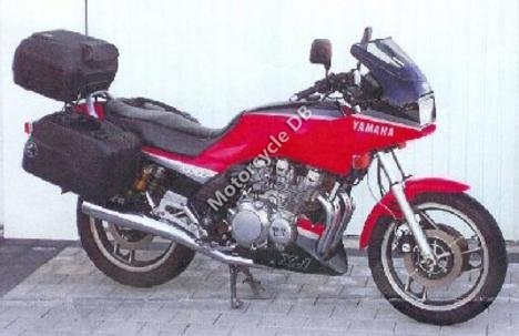Yamaha XJ 900 F 1992 10947