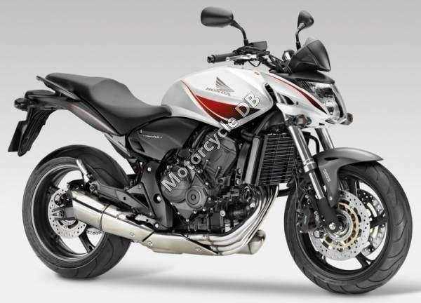 Honda CB600F Hornet 2009 1613