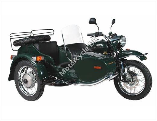 Ural Gear-Up 2006 19434