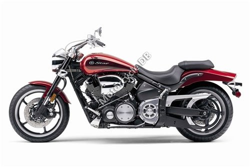 Yamaha Road Star 2008 2923