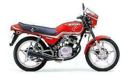 Suzuki GS 125 ES 1998 11266