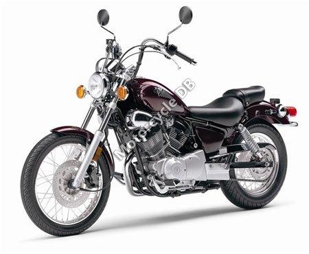 Yamaha Virago 250 2007 2207