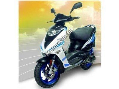 CH Racing WXE 125 eu 2 2009 14402