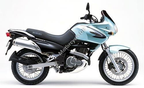 Suzuki XF 650 Freewind 2003 9687