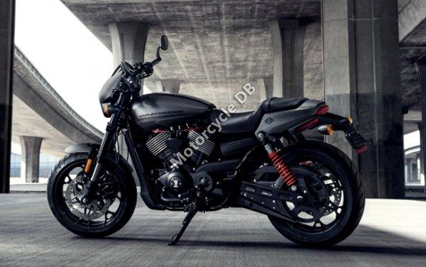 Harley-Davidson Street Rod Dark Custom 2018 24472
