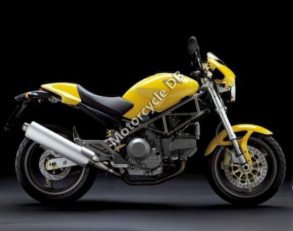 Ducati Monster 900 i.e. 2002 13853