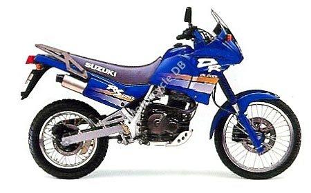 Suzuki DR 650 RS 1990 8835
