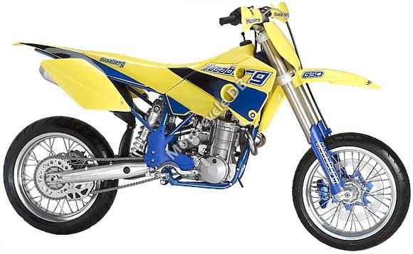 Husaberg FS 650 C 2003 10219