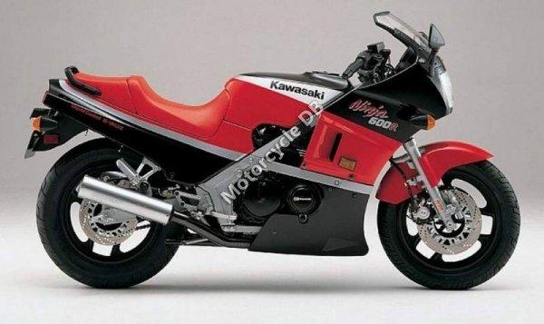 Kawasaki GPZ 600 R 1985 12320