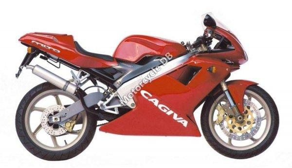 Cagiva Mito 125 2002 1574