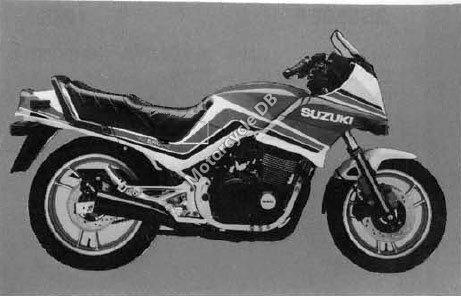 Suzuki GSX 550 EU 1985 13832