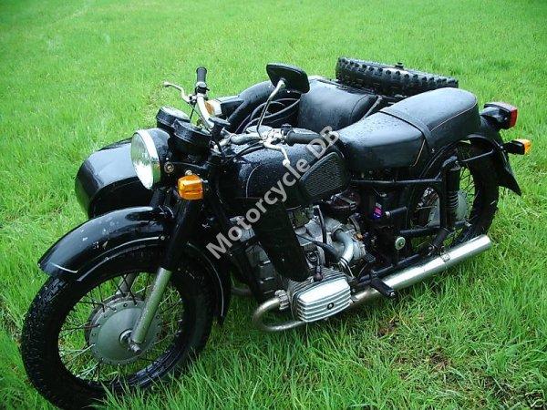 Dnepr MT 12 (with sidecar) 1985 12569