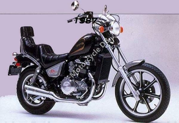 Kawasaki EN 400 Vulcan 1992 8528
