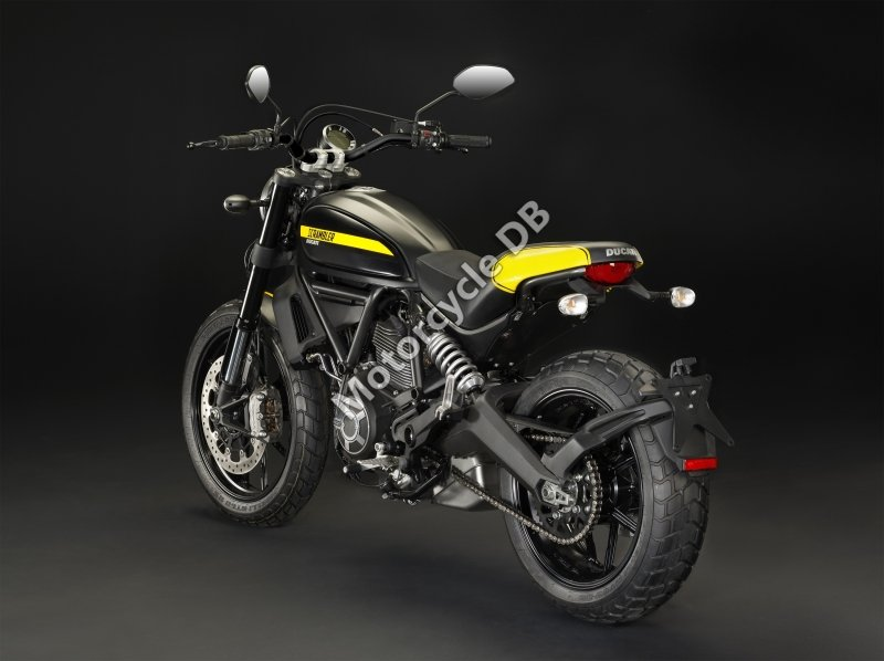 Ducati Scrambler Full Throttle 2018 31186