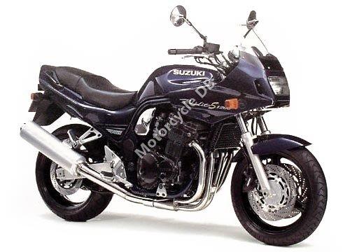 Suzuki GSF 1200 N Bandit 1997 19106