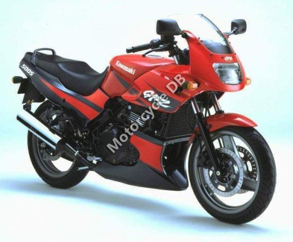 Kawasaki GPZ 500 S 2000 10961