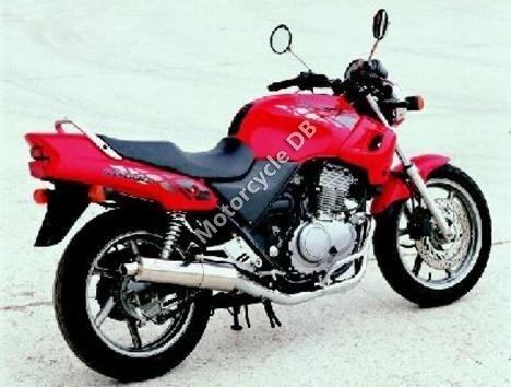 Honda CB 500 1995 16837