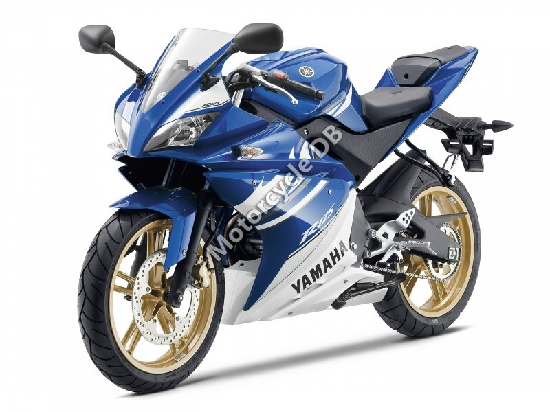 Yamaha YZF-R 125 2010 25550
