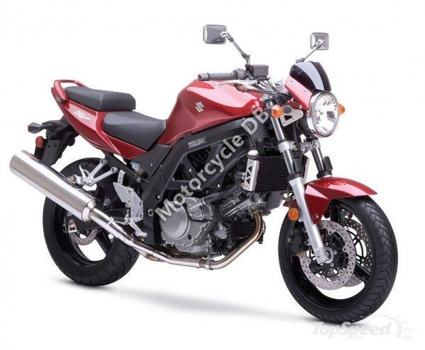 Suzuki SV650S 2012 22098