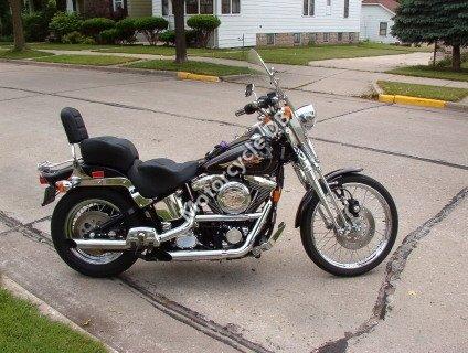 Harley-Davidson Softail Custom 1998 7004