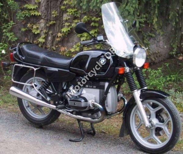 BMW R 80 1986 14770