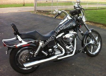 Harley-Davidson XLH Sportster 883 Hugger 1991 10012