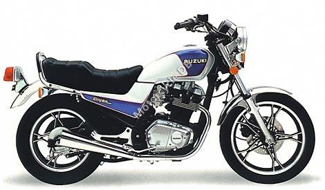 Suzuki GR 650 X 1986 20070