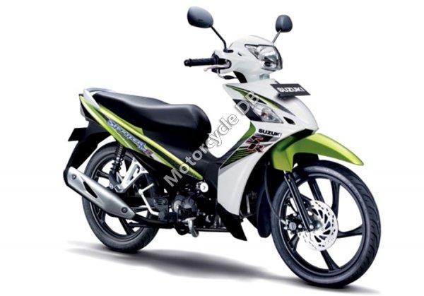 Suzuki Shooter 115 Fi 2014 23596