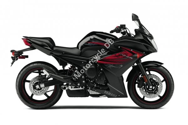 Yamaha FZ6R 2012 22058