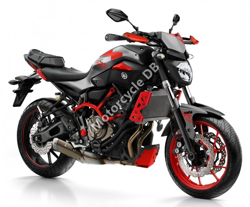 Yamaha MT-07 Moto Cage 2017 26033