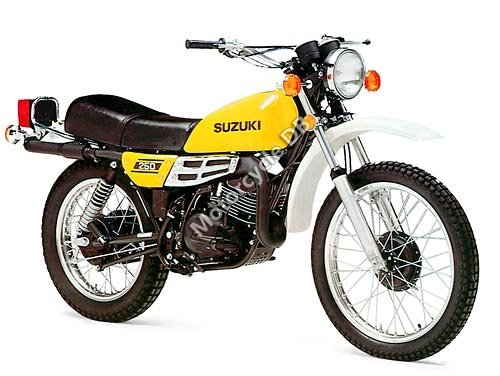 Suzuki TS 250 ER 1980 6528