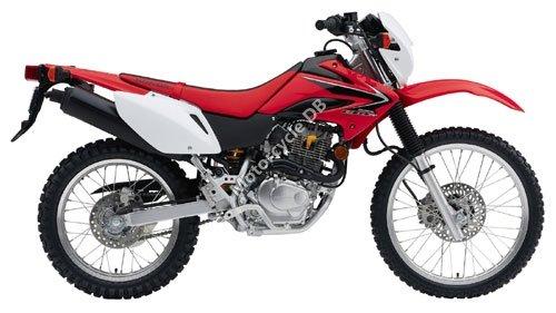 Honda CRF 230 L 2008 2524