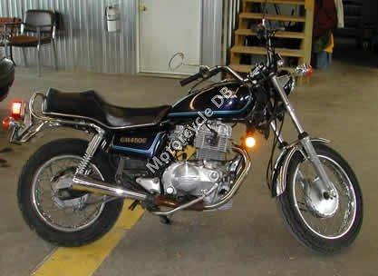 Honda CM 250 C 1982 7407
