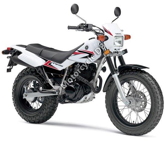 Yamaha TW200 2010 4513