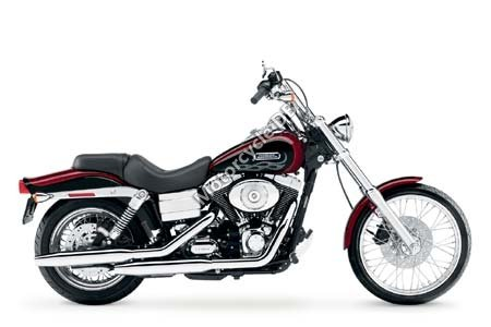 Harley-Davidson FXDWGI Dyna Wide Glide 2006 5085