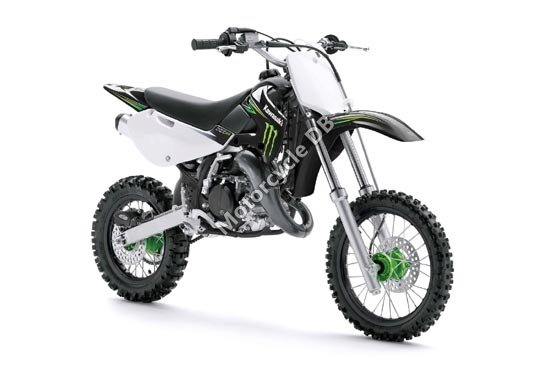 Kawasaki KX 65 Monster Energy 2009 3204