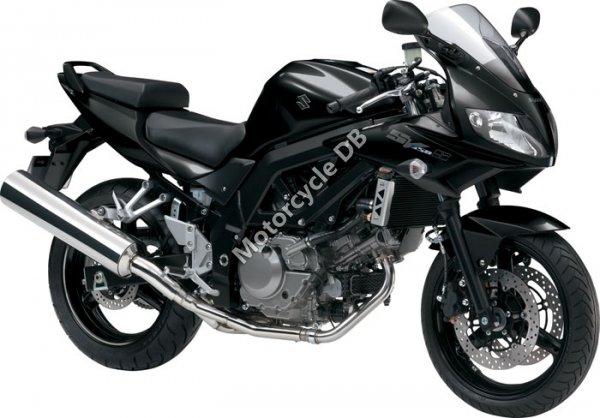 Suzuki SV650S 2013 23045